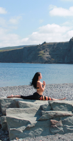 Nichole Bailey Yoga Instructor St Johns Newfoundland
